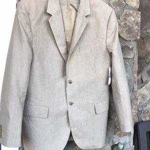 💥 NWT Calvin Klein men's sport coat
